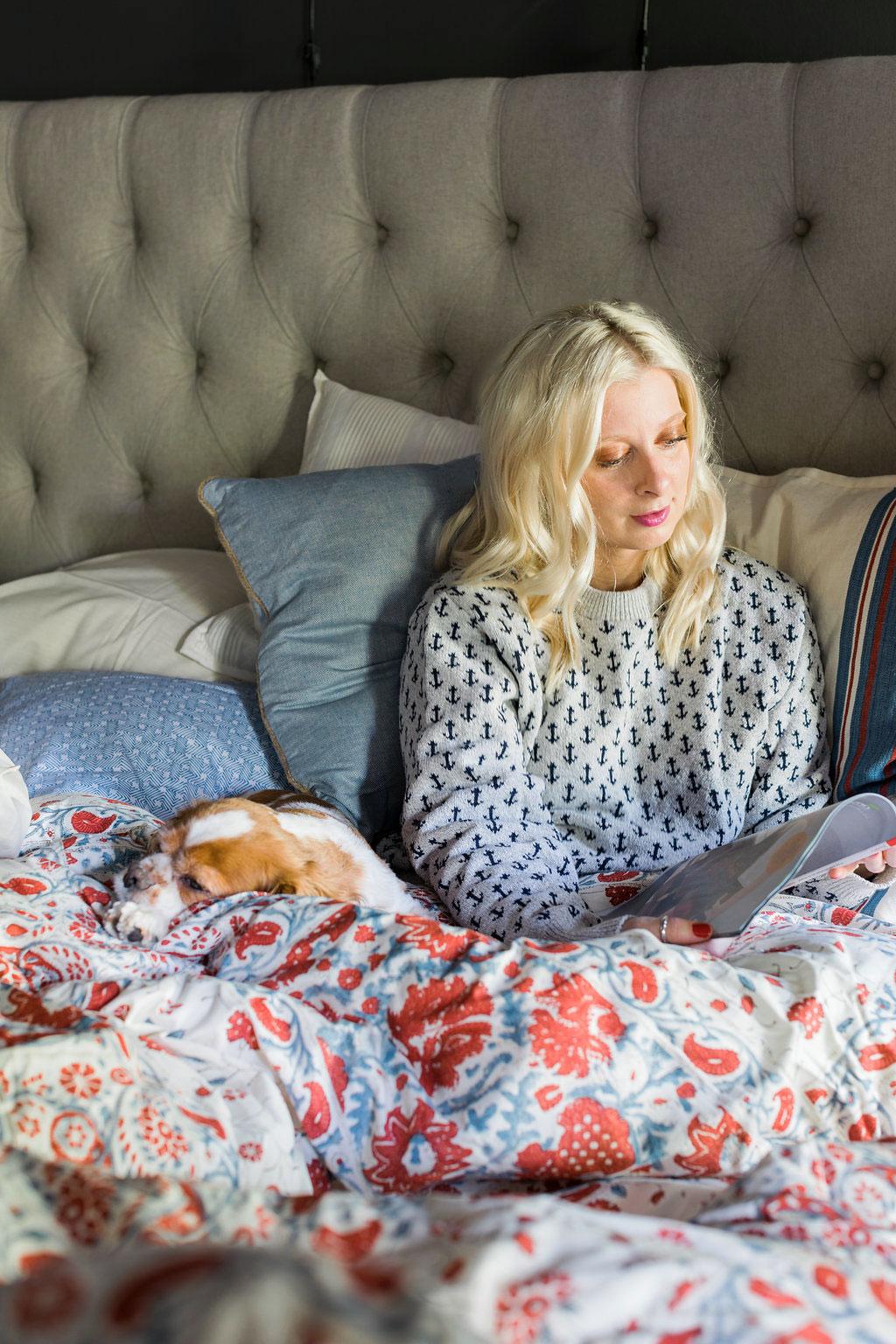 A Bedding Refresh With Lauren Ralph Lauren Home Waiting
