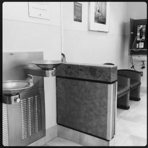 Cedars Sinai Emergency Room, Los Angeles. July 2013