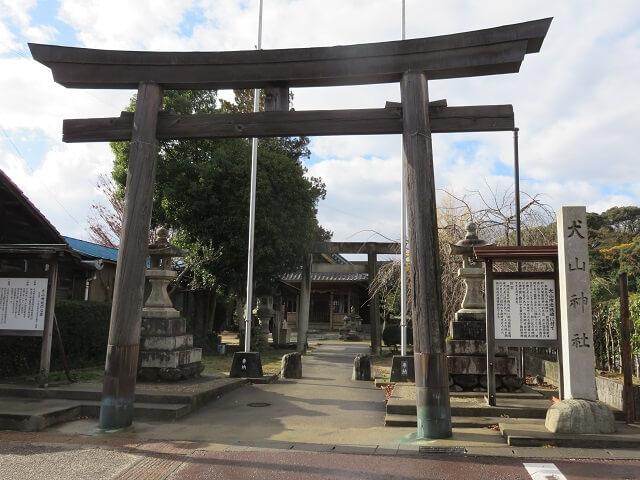 犬山市の犬山神社