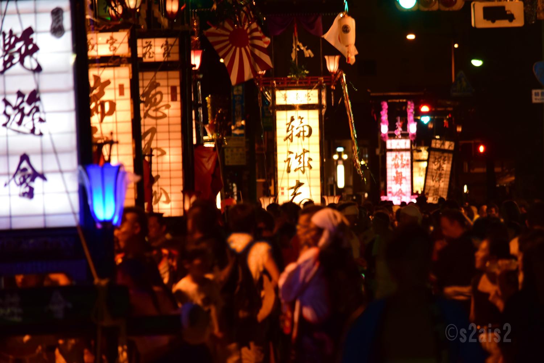 輪島大祭アルバム 8月23日 重蔵神社大祭 (輪島市河井町)