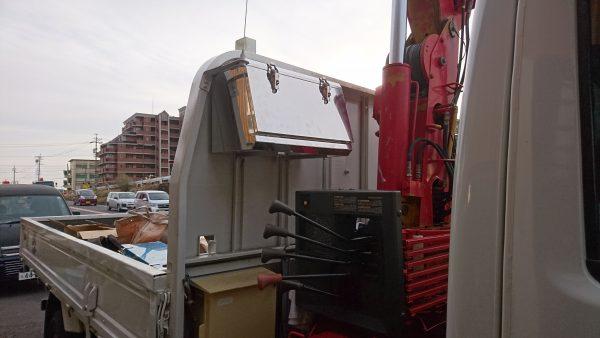 ステンレス収納ボックス