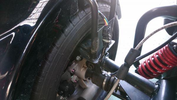クラック溶接修理