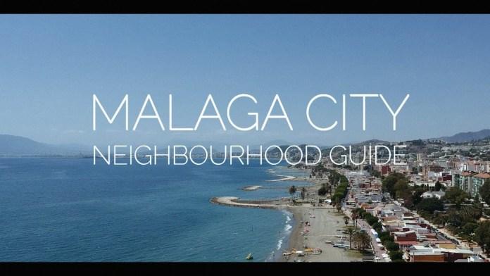 Miasto Malaga - przewodnik po okolicy