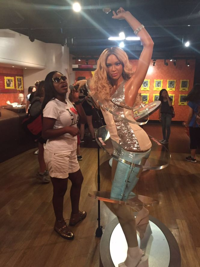 madame tussauds hollywood by ivie