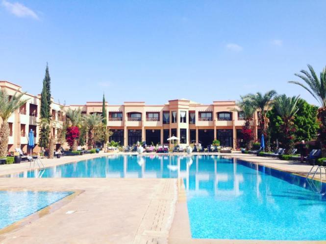 Morocco- hotel zalagh kasbah & spa