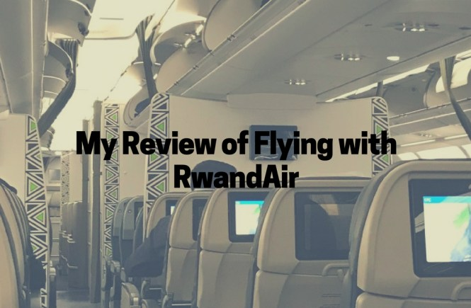 Rwandair reviews