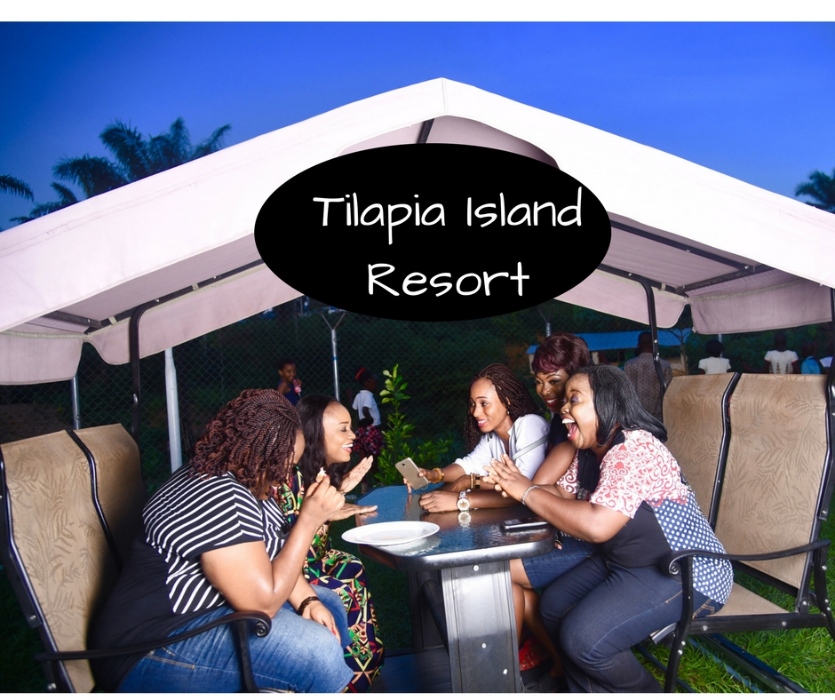 Adventure in Tilapia Island Resort Abak