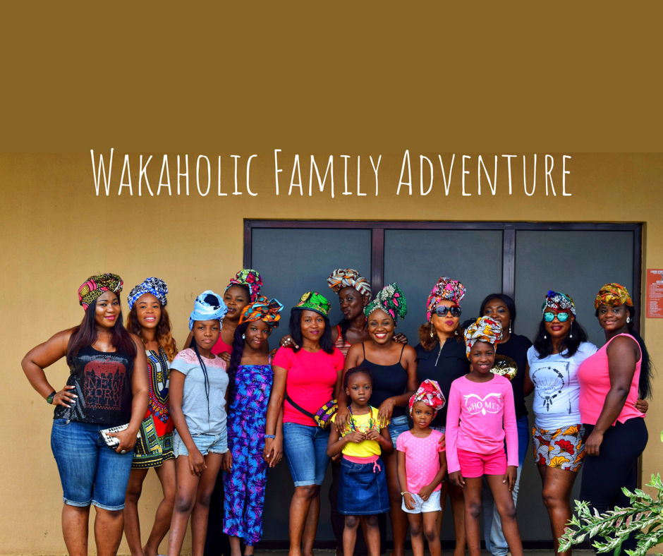 Wakaholic Family Weekend at Epe Resort