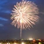 刈谷の花火
