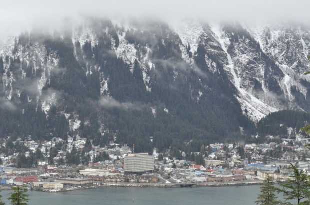 The city of Juneau