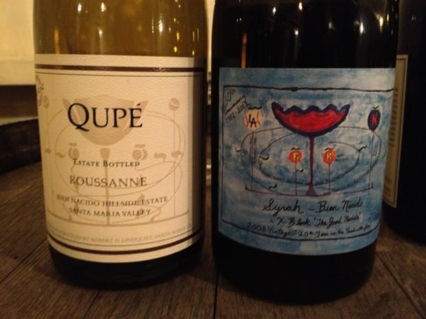 Qupe Wines