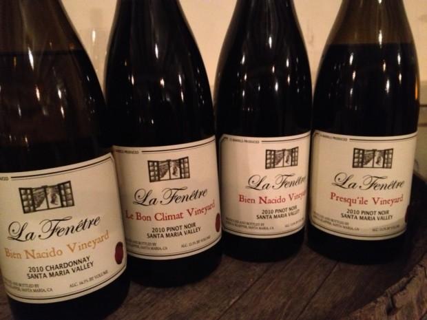 La Fenetre Wines