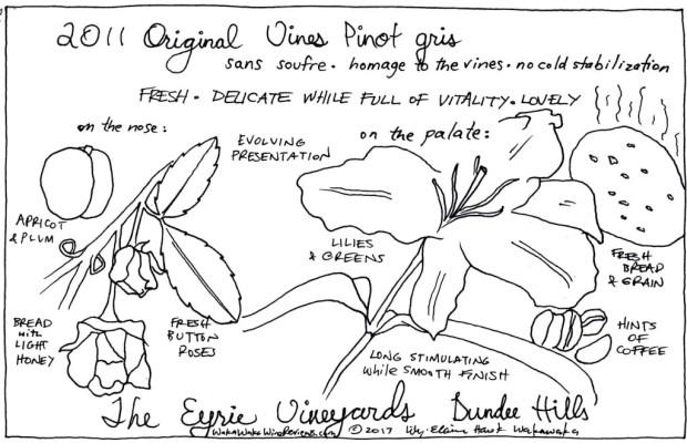 Eyrie Original Vine Pinot Gris 2011