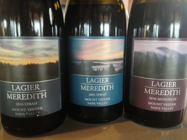 The Syrah line-up