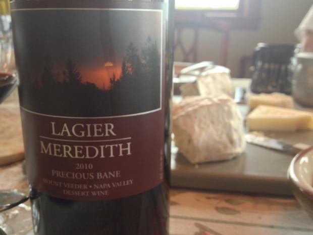 Precious Bane, Dessert Wine, Lagier-Meredith