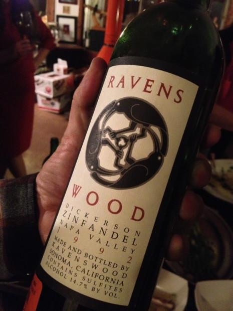 Ravens Wood Zin