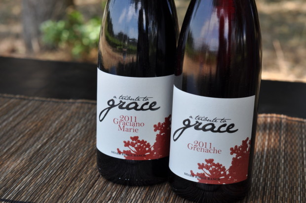 A Tribute to Grace 2011 Shake Ridge Wines