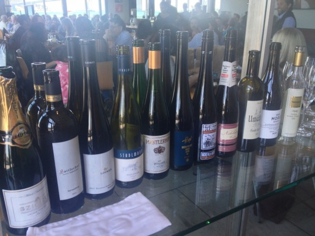 The final wines