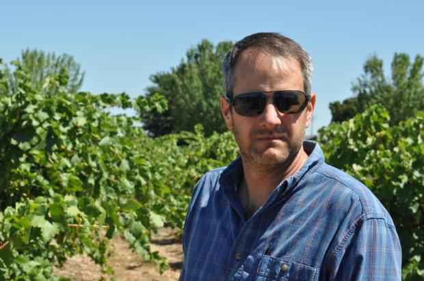 Winemaker Chad Joseph