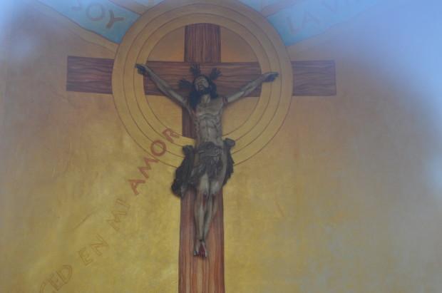 Inside the Prayer Chapel