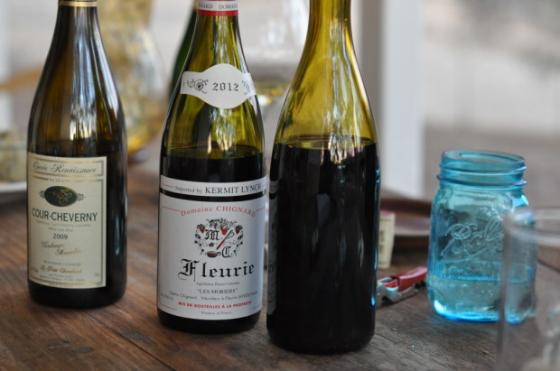 Tasting with Mike Roth