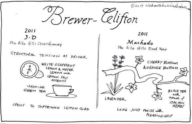 Brewer Clifton Wine
