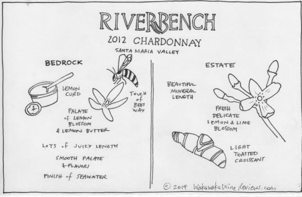 Riverbench 2012 Chardonnay