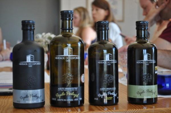 Portuguese Extra Virgin Olive Oil Tasting w Ana Carrilho