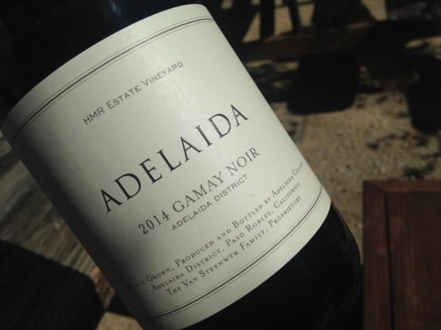 Adelaida 2014 Gamay