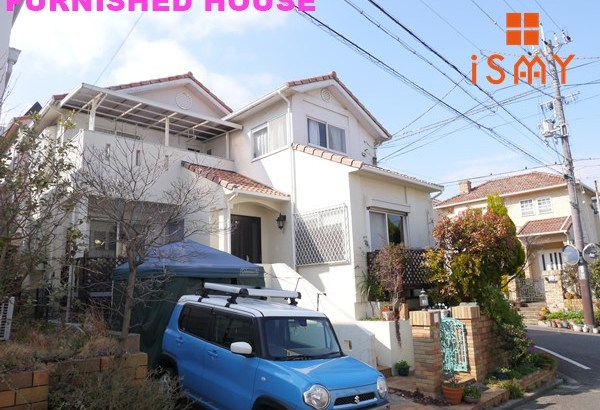 Furnished House in Osaka.