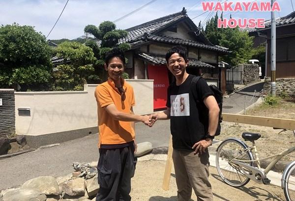 WAKAYAMA and GIFU made Partnership