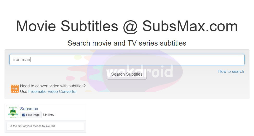 download subtitle indonesia subsmax 2