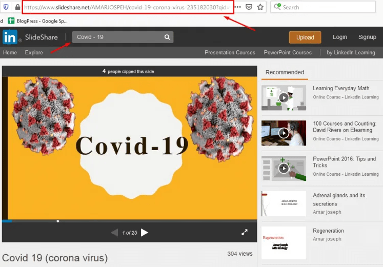 cara download ppt di slideshare