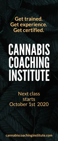 cannabis coach training