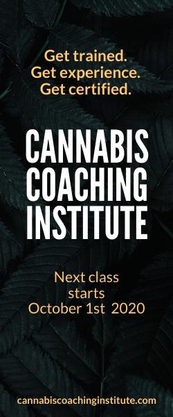cannabis coach training