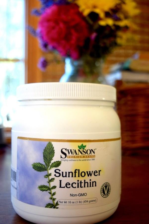 sunflower lecithin and cannabis