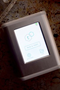 TCheck cannabis home potency tester
