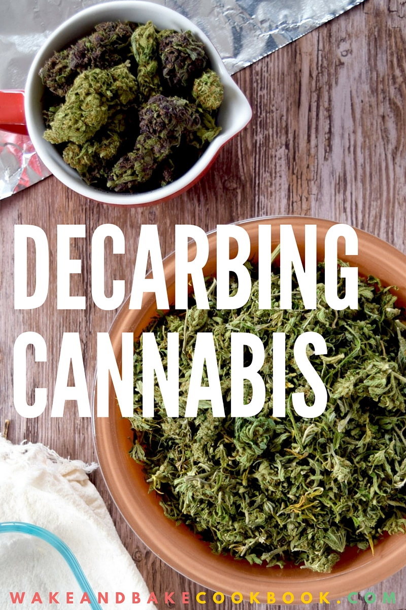 Decarboxylating Cannabis to Activate THC | Wake + Bake