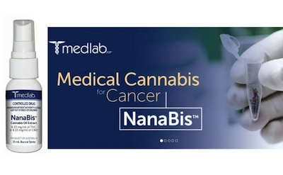 Australian Company Medlab Gets Govt License To Export Products, NanaBis™ and NanaBidial™