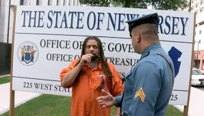 Weedman In New Jersey… Come On Dudes Arrest Me I'm Smoking Up The Herb