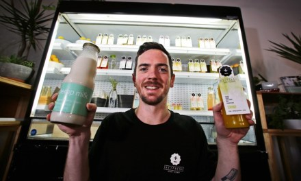 Aussie Chef To The Stars Sees A Future in Hemp Milk