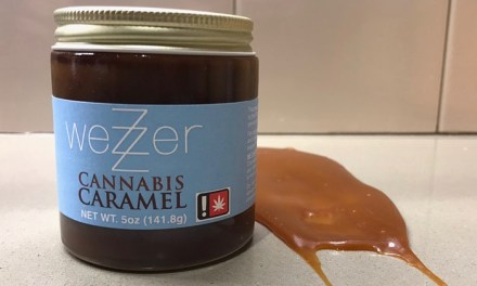Wezzer's Burnt Caramel THC Sauce Gets The Thumbs Up From The Portland Mercury