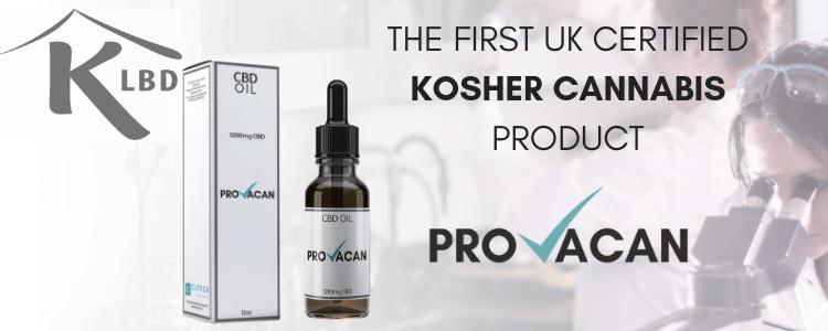 Don't Fear It's Here.. Kosher CBD Oil