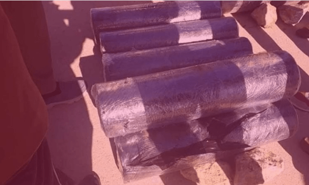 Greek Authorities Seize 6 Tonnes of Hashish After Raiding Cargo Ship En Route To Libya From Syria