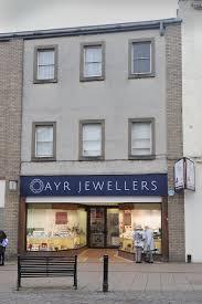 Scottish Jeweller Set Up Grow Above His Shop