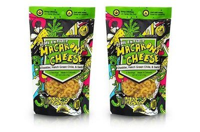 Its Arrived  Hemp Mac'n'Cheese !!