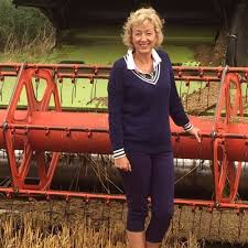 """UK Cabinet Member & In The Ring For PM, Andrea Leadsom, Smoked  """"Weed"""" At Warwick Uni In the 80's"""