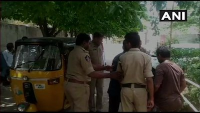 India: 40 Kg Cannabis Seized From Auto-Rickshaw In Andhra Pradesh, 4 Arrested