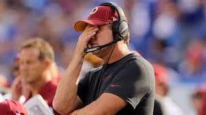 Videos of Washington Redskins Head Coach Jay Gruden Allegedly Smoking Weed