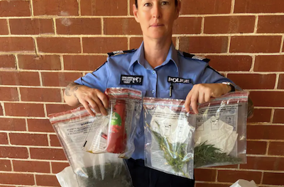 More Aussie Weed Busts In The Time Of Coronavirus – Busted for tomato sauce too ?